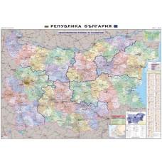 България - райони за планиране