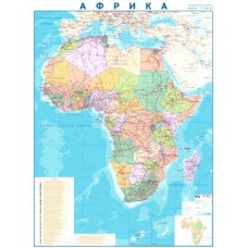 Africa - political map
