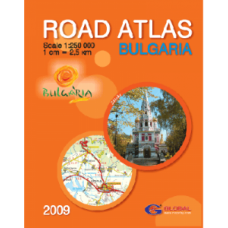 Bulgaria - Road atlas
