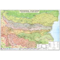 България - природогеографски райони