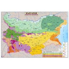 България - климатични райони