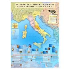 Възникване на Римската държава. Царски период