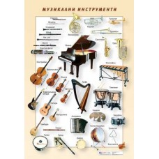 Musical instruments. Orchestra
