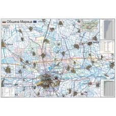 Maritsa municipality map